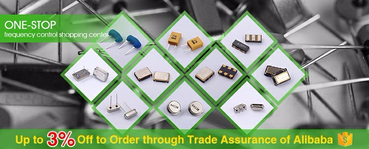 3% OFF Quartz Crystal and Crystal Oscillator 3225