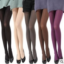 Women Warm Tights Candy Colors Pantyhose Stockings Collant Sans Soudure Spring And Autumn Paragraph Bas Femme Panty Hose