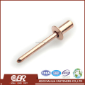 Closed End Brass Blind Rivet