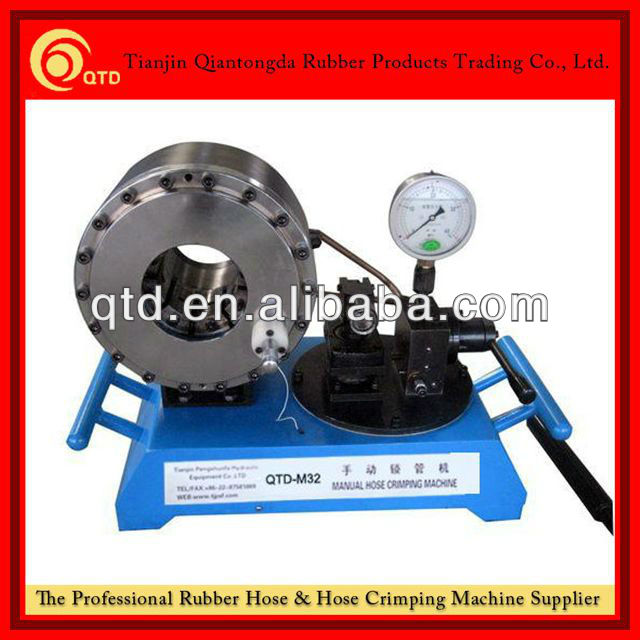 hydraulic hose swaging machine for sale