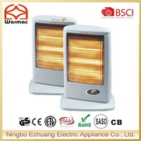 3 Bar Electric Halogen Tube Heater