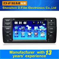 2 din Bluetooth car DVD player for BMN, Car Gps Navigation with IB audio redio IPOD, wholesale car DVD player from China