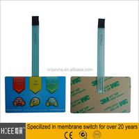 3M Adhesive Waterproof Membrane Switch