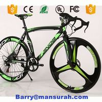 NEW 2014 best quality DRACO light weight road bikes/city racing bicycle carbon fibre