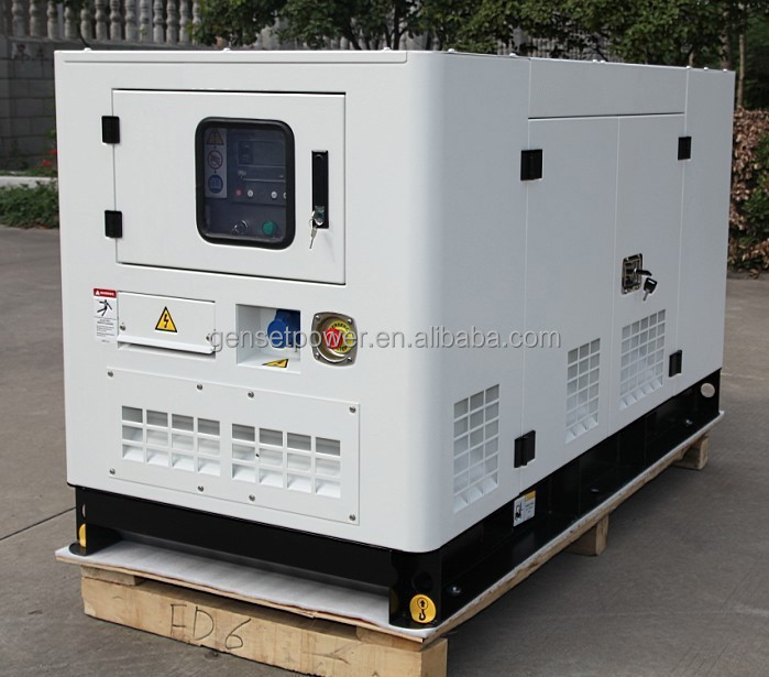 20kva Railway Automatic Silent Diesel Generator With Perkins Engine