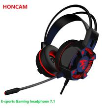 <strong>RGB</strong> Led Cheap Wired Gaming Headset Gamer Headphones for PS4 / PC / TV / PS3 / xBox / Switch