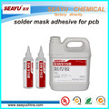 SW915B- easy pleeble solder mask adhesive for pcb