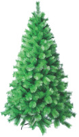5ft pine needle artificial christmas tree fashion indoor ornament green christmas tree holiday decoration artificial xmas tree