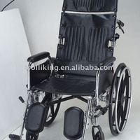 Reclining Stainless Power Wheelchair TK MWR17