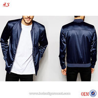 2016 China Dongguan HotSell Supplier High Quality Fashion Man Lightweight Bomber Jacket