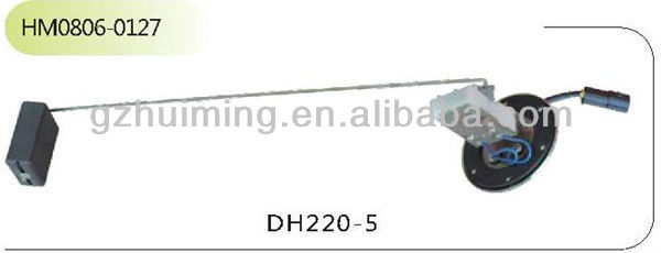 DAE.WOO EXCAVATOR PART DH220-5 fuel tank floater