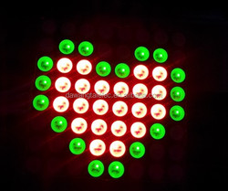 MCU 8x8 LED Dot Matrix Display Module TM1640 Red & Green Dual Color For Ardu