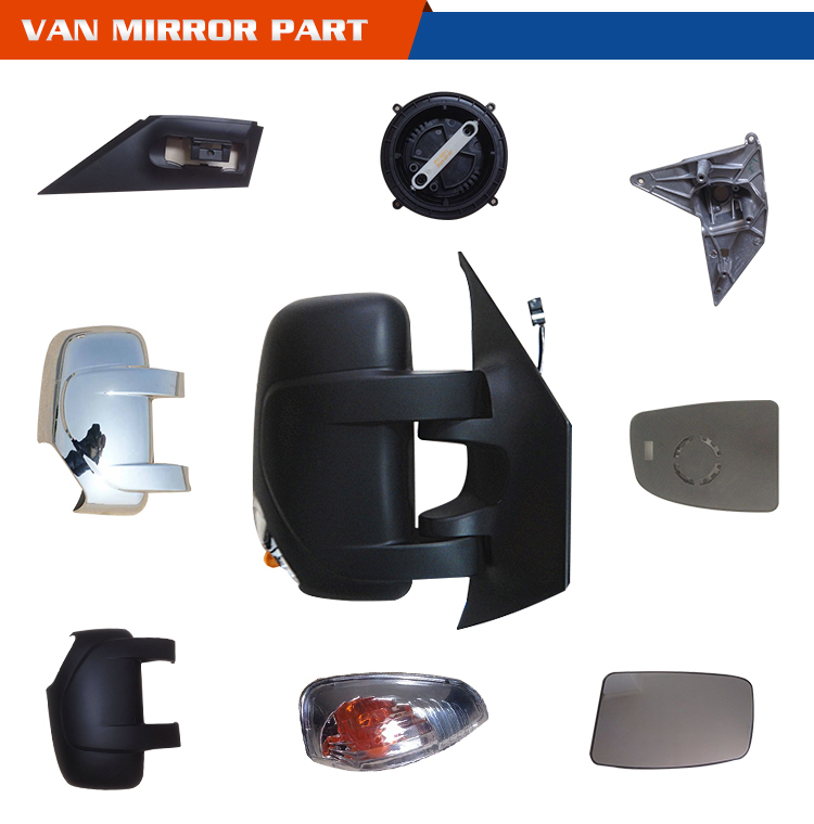 1805835/1776500 WING SIDE MIRROR FOR FORD TRANSIT TOURNEO CUSTOM TRANSIT V362