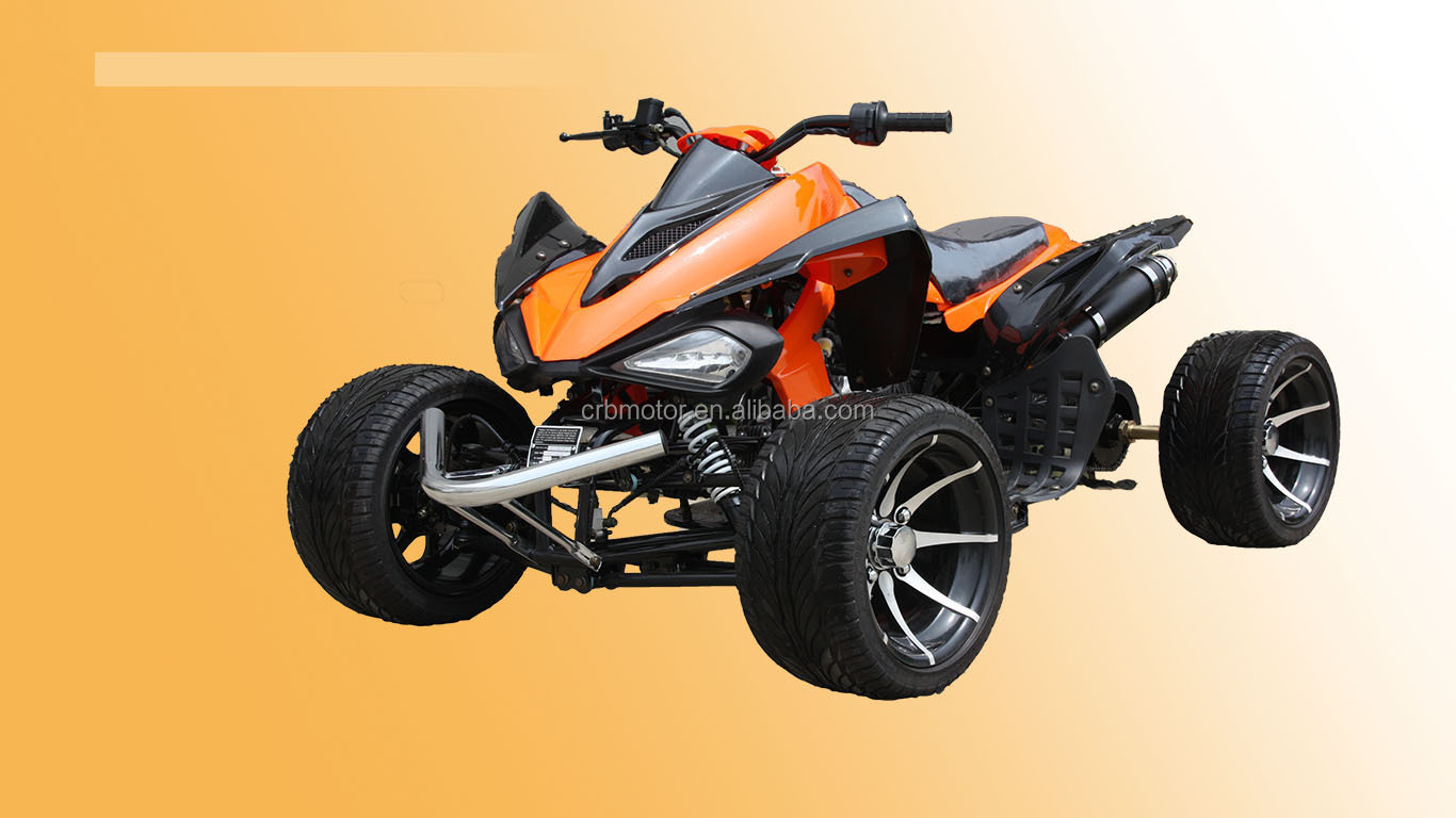 Gas / Diesel Fuel and New Condition and Type HOT SALE atv 125CC