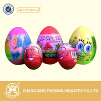 shrink sleeve egg wrap with custmise printing