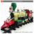 Hot sale electric railway toy train set with sound &light