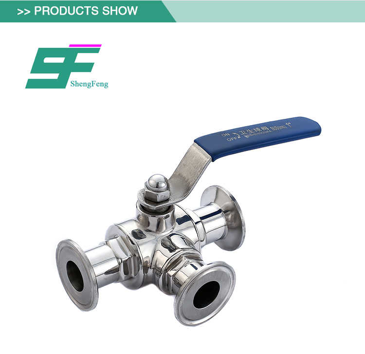 Chinese supplier direct selling low price hygienic design stainless steel globe valve