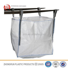 super sack -5:1 UN pp woven super sacks fibc jumbo ton bag with loading and discharging spout feed bags