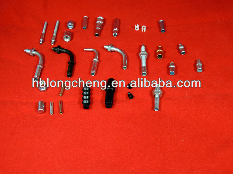 Qinghe City Motorcycle Spare Parts for Motorcycle Cable Components