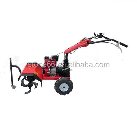 Chinese multi-use 4100W power weeder tiller