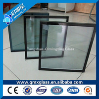 Hot sale energy saving Hollow CE tinted insulated glass for promotion