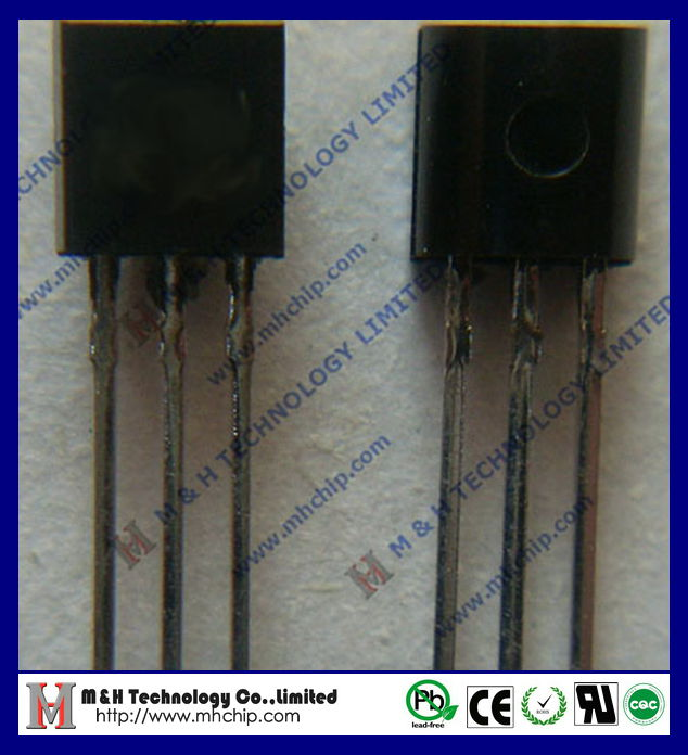 TO92 Package transistor BC547