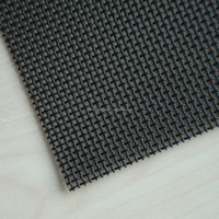 Marine Grade Powder Coated Stainless Steel 304 316 Security Mesh For Doors And Windows Screen