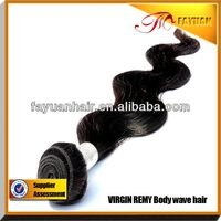 Body wave 10 to 36Inch 100% Trio Brazilian Body Wave hair