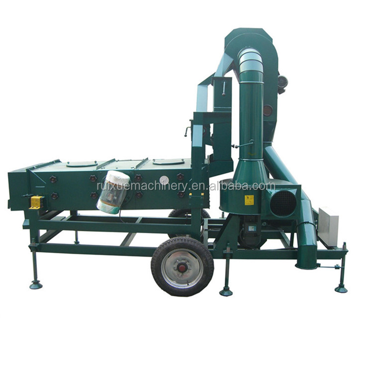 grain seed screen separator