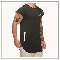 OEM Day-to-day fitness men t shirt custom printed/stitching logo T-shirt very soft and comfortable men cotton city t shirts