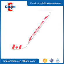 2017 Best selling custom mini ice hockey stick for wholesale