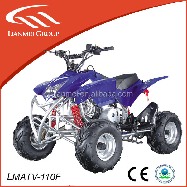 motorcycle four wheels 110cc wholesale with EPA &CE