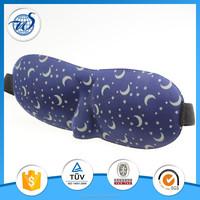 Eco-friendly Blindfold natural silk eye sleep mask