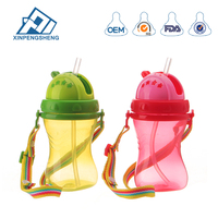 Baby Product Of All Types Baby Drinking Bottle Food Grade PP Bottle