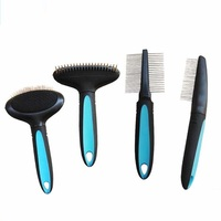 Best Price pet dog grooming brush tools set,Professional Set of Pet Grooming Tools at Home