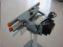 Double sides heater press sealer/ heat sealing machine for PVC plastic bag