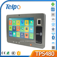 Telpo TPS480 New Product High Quality Time Attendance Recording System