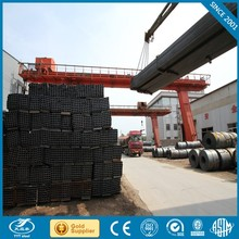 Hot Sale Q235 ms square tubes workshop steel hollow section iron and steel company