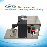 lithium polymer battery tab spot welding machine