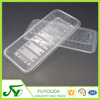 2015 hot sales disposable customized plastic food tray