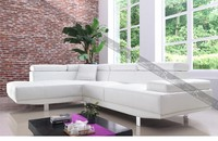 italy leather sofa modern European Style Regional Style and Modern Appearance French style sofa upholstered sofa