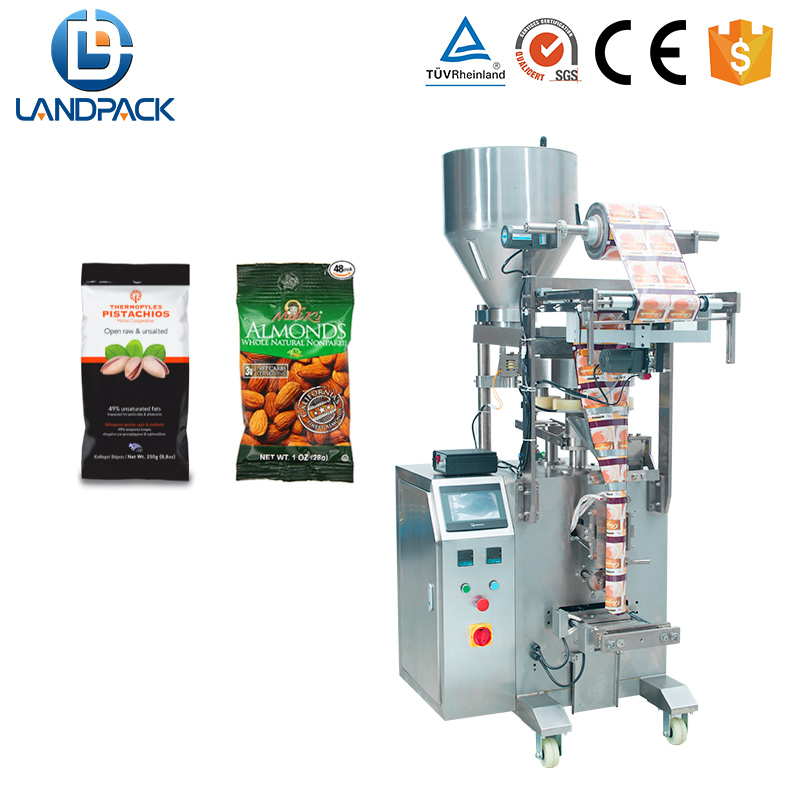 Automatic Pneumatic 30g Granule Sachet Packing Machine Price