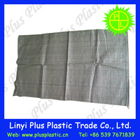 plastic 50kg sand pp bag woven garbage bag woven cement bag
