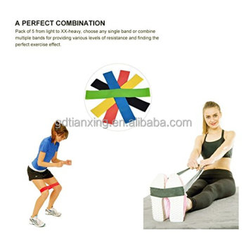 Eco-Friendly Latex Resistance Band , latex exercise loop bands,latex gym bands