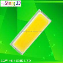 Warm White SMD Diodo 4014 Epistar LED for De Panel Lampada