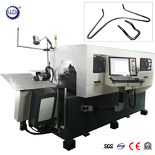 Stable quality CNC 3D Wire Bending Machine used iron/stainless steel/aluminum