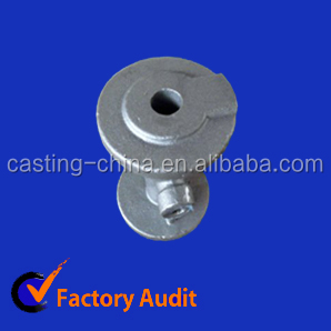 OEM aluminum die casting pan support for cooktop