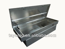 Crossover Aluminum Truck Tool Box for every trade person
