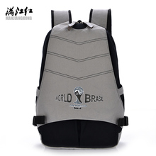 New Design Canvas Custom Backpacks Bag for School Girls