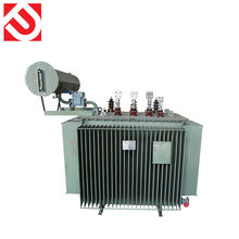 Customer Winding Coil Structure Three Phrase And Power Usage Power Transformer S13 50Kva Oil Type 11Kv 10Kv